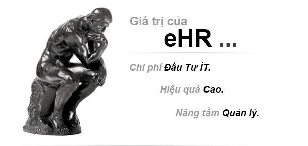 phần mềm e-HR hiệu quả
