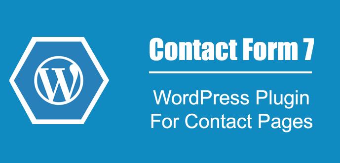 plugin wordpress contact form 7