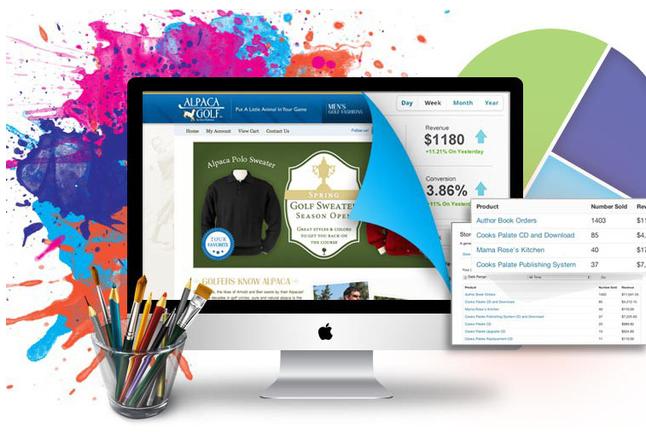 thiết kế website