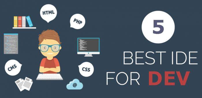 Top 4 phần mềm lập trình tốt nhất dành cho người mới bắt đầu