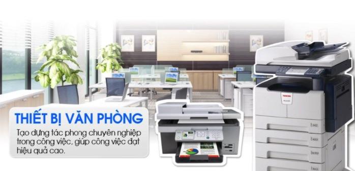 Top 10 máy photocopy văn phòng