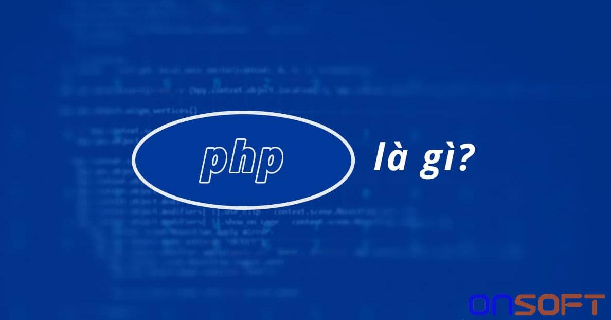 PHP là gì