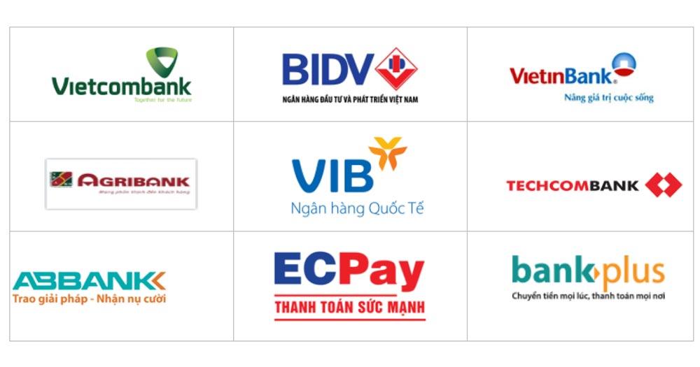 thẻ ngân hàng nội địa