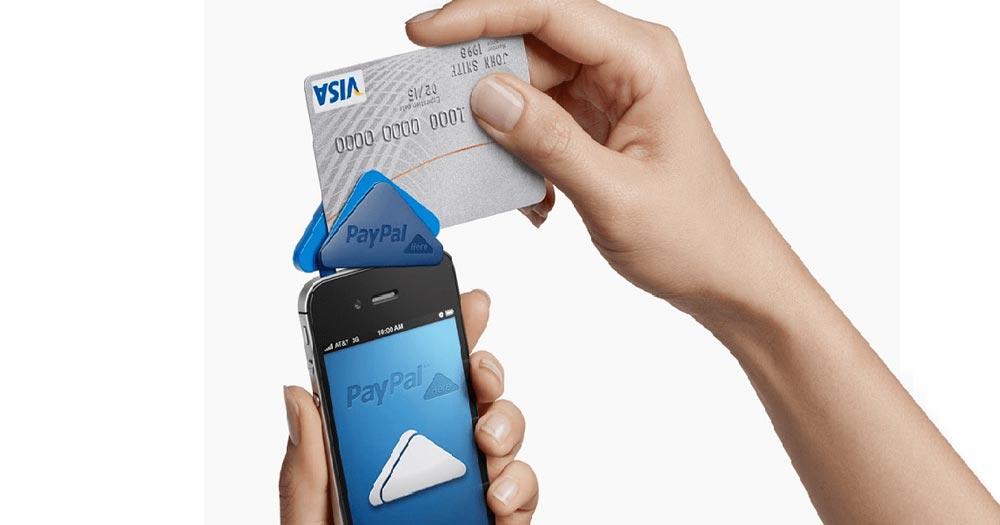 Sử dụng thẻ thanh toán quốc tế