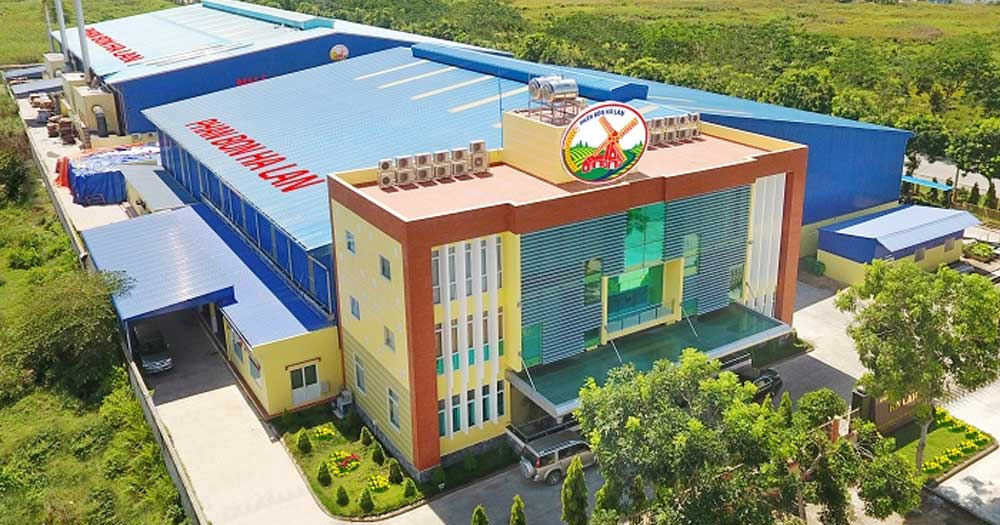 Phân bón Hà Lan - Công ty sản xuất phân bón