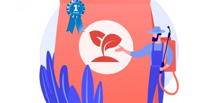 Top 10 thương hiệu phân bón hàng đầu 2021
