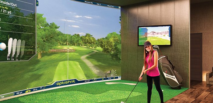 Công nghệ golf 3D là gì? Lý do bạn nên lắp đặt phòng tập golf 3D tại nhà