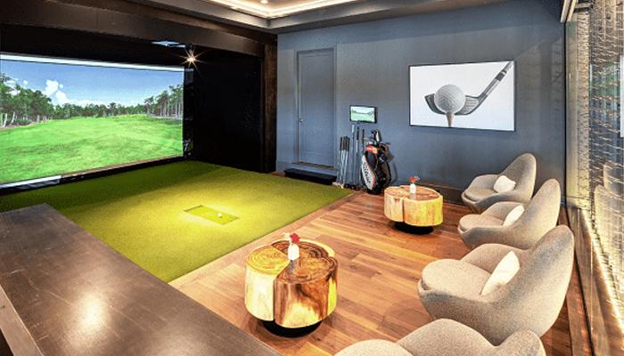 Lý do bạn nên lắp đặt phòng tập golf giả lập tại nhà