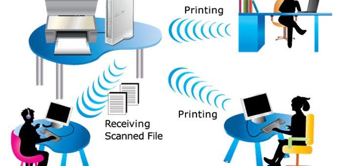 Hướng dẫn cách cài đặt máy in qua mạng đơn giản