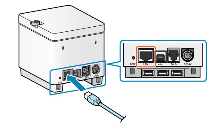 Hướng dẫn cách cài đặt qua mạng LAN