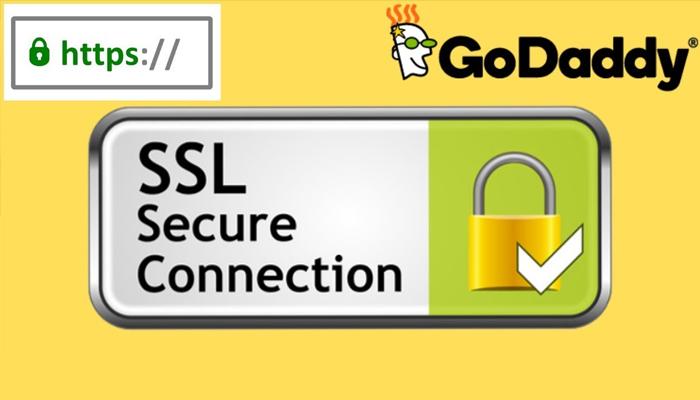 Công ty cung cấp SSL cho website - GoDaddy